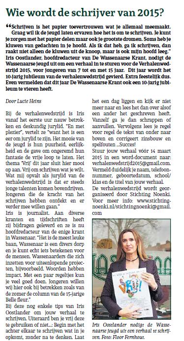 Iris krant 14-01-2015